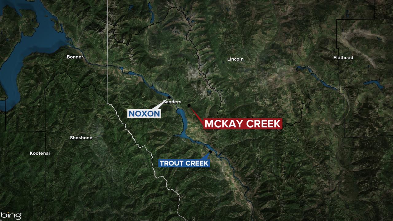 MCKAY CREEK SEARCH AND RESCUE