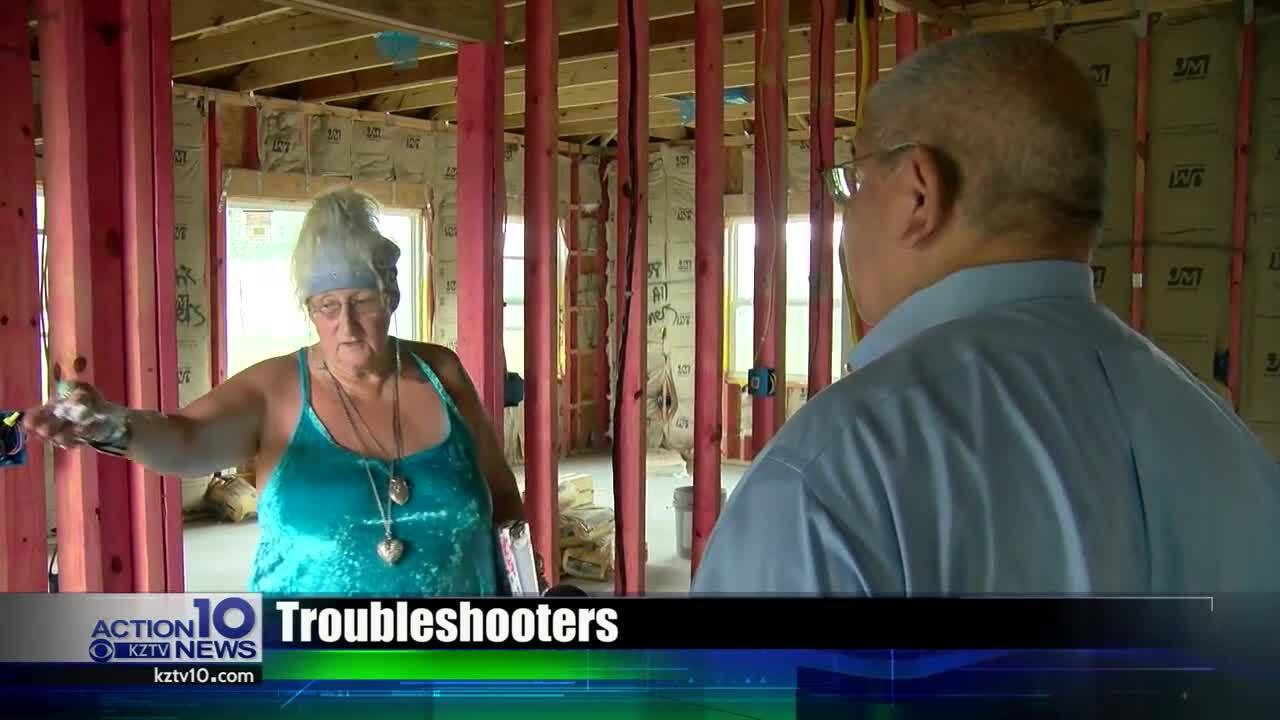 Swiss woman looking for help from the Troubleshooters.