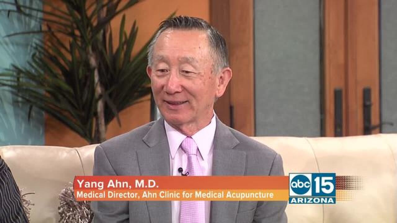 WHAT?!? Dr. Ahn treats eczema