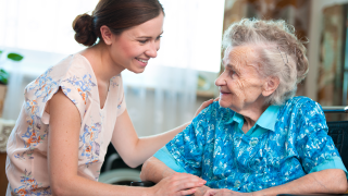 Caring for the Caregiver—Self-care tips for those who are caring for someone with Alzheimer's