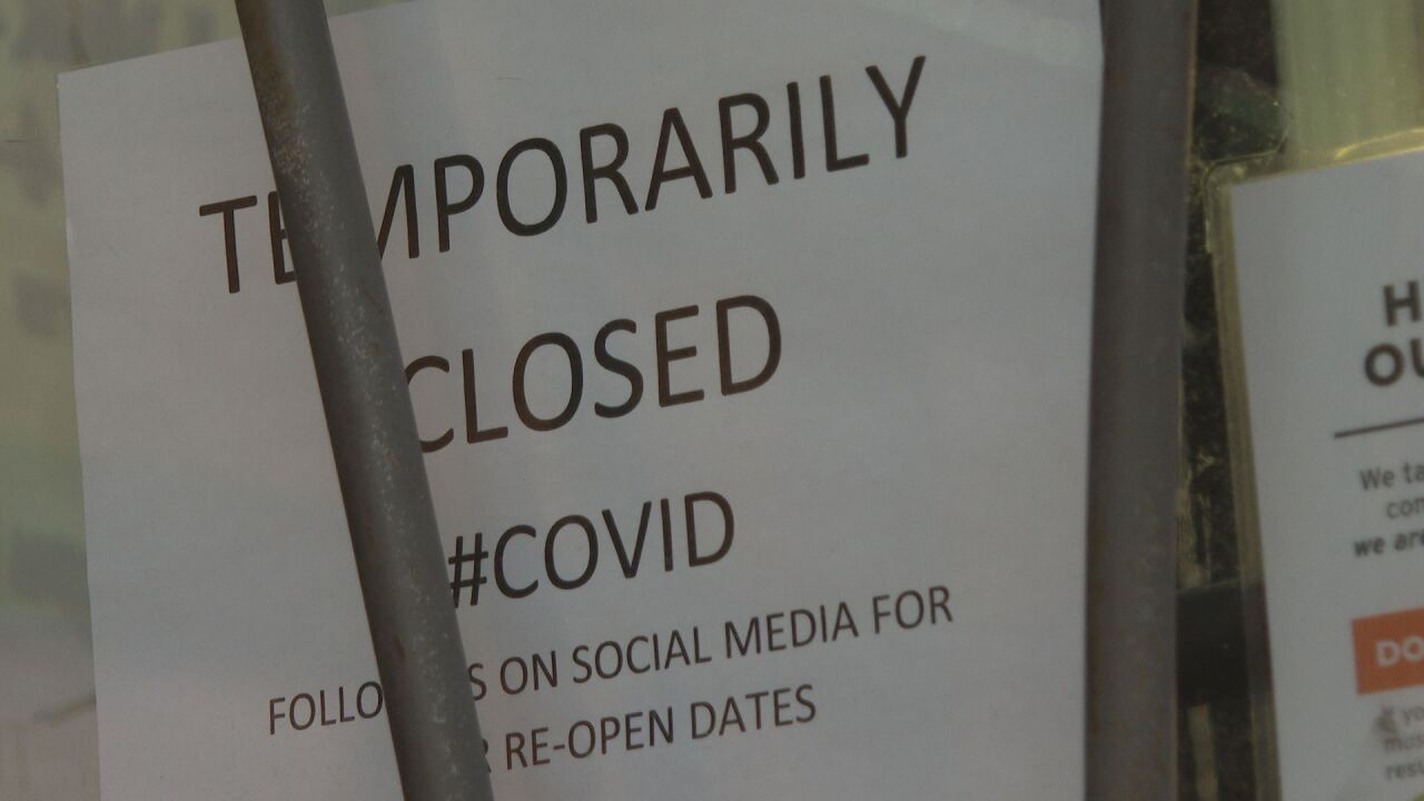 Group of downtown restaurants, bars close temporarily because of COVID concerns