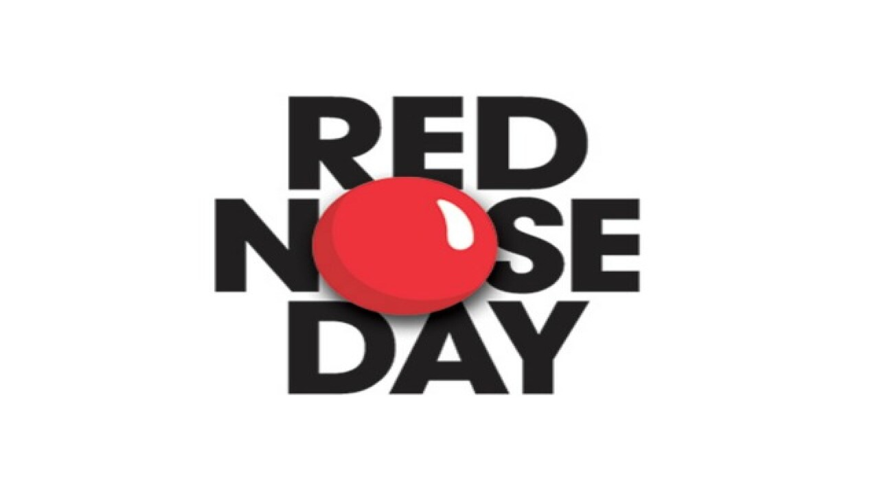 Red Nose Day at 2 Works for You