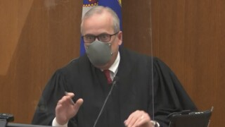 Judge Peter Cahill
