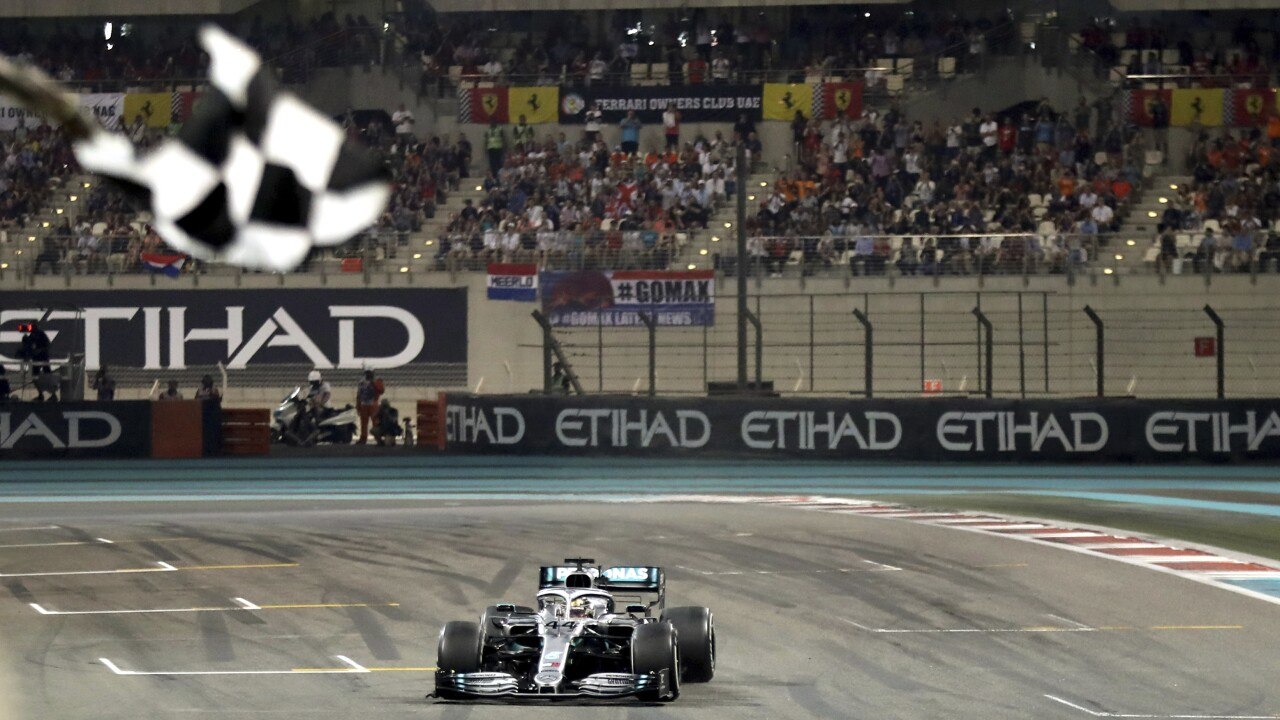 Formula 1 postpones all races until May over coronavirus pandemic