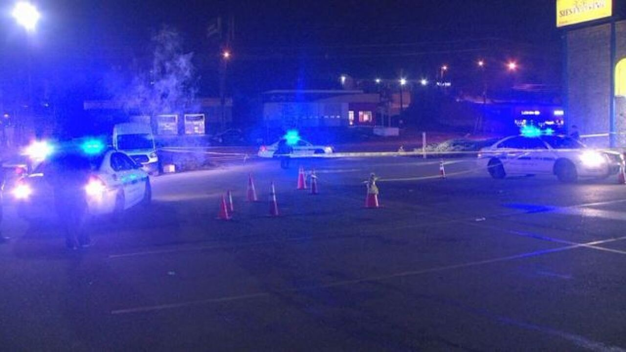 Two injured after separate shootings off Nolensville Pike