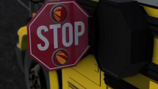 The rules you need to follow for stopping for school buses as kids begin returning