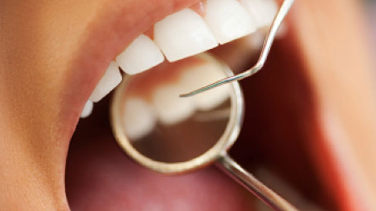 Can't afford dental work? Get it free Thursday