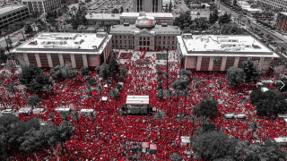 Arizona teachers to end strike if plan passes