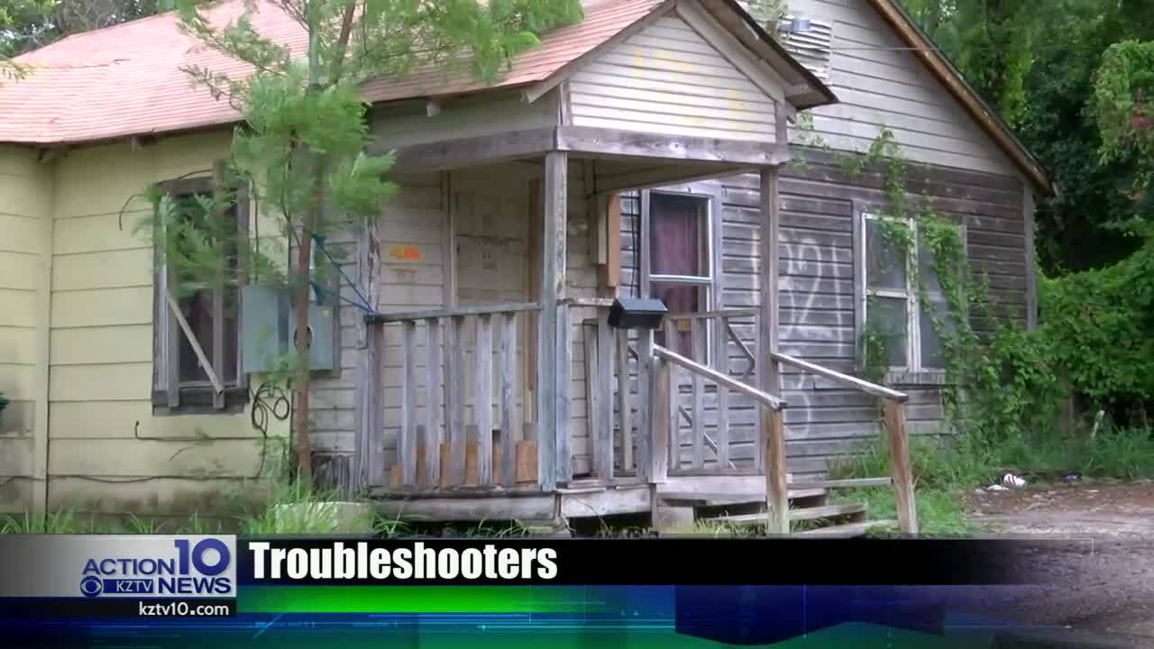 Troubleshooters: Part I of the house with two addresses