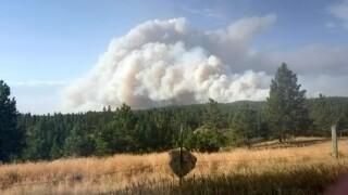 'Multiple fires' break out in Musselshell County