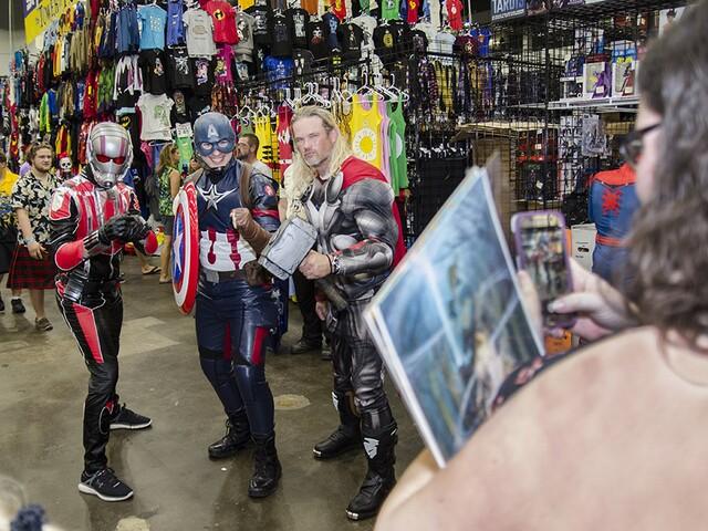 Cincinnati Comic Expo 2017