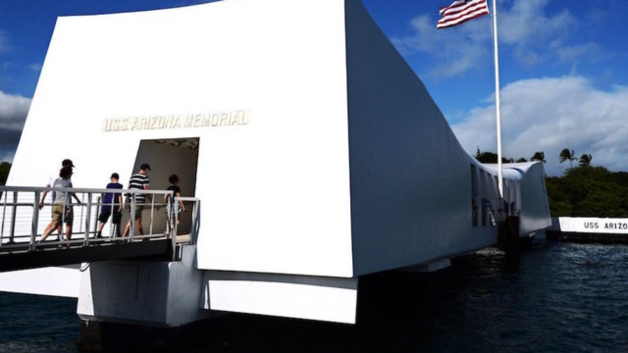 For the first time, there will be no survivors of the USS Arizona at Pearl Harbor ceremonies