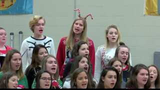 Arts and Education: Spreading the Christmas spirit