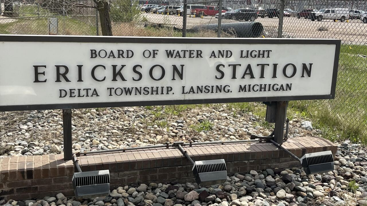 Delta Energy Plant - Board of Water and Light