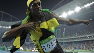 Bolt wins yet another gold in Olympic 100