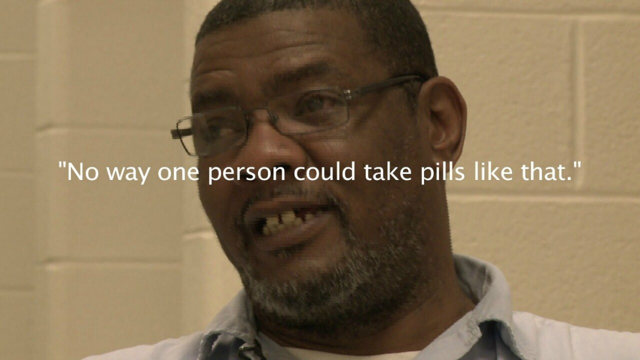 'Janitor' in Westbury Pharmacy case says others were stealingpills