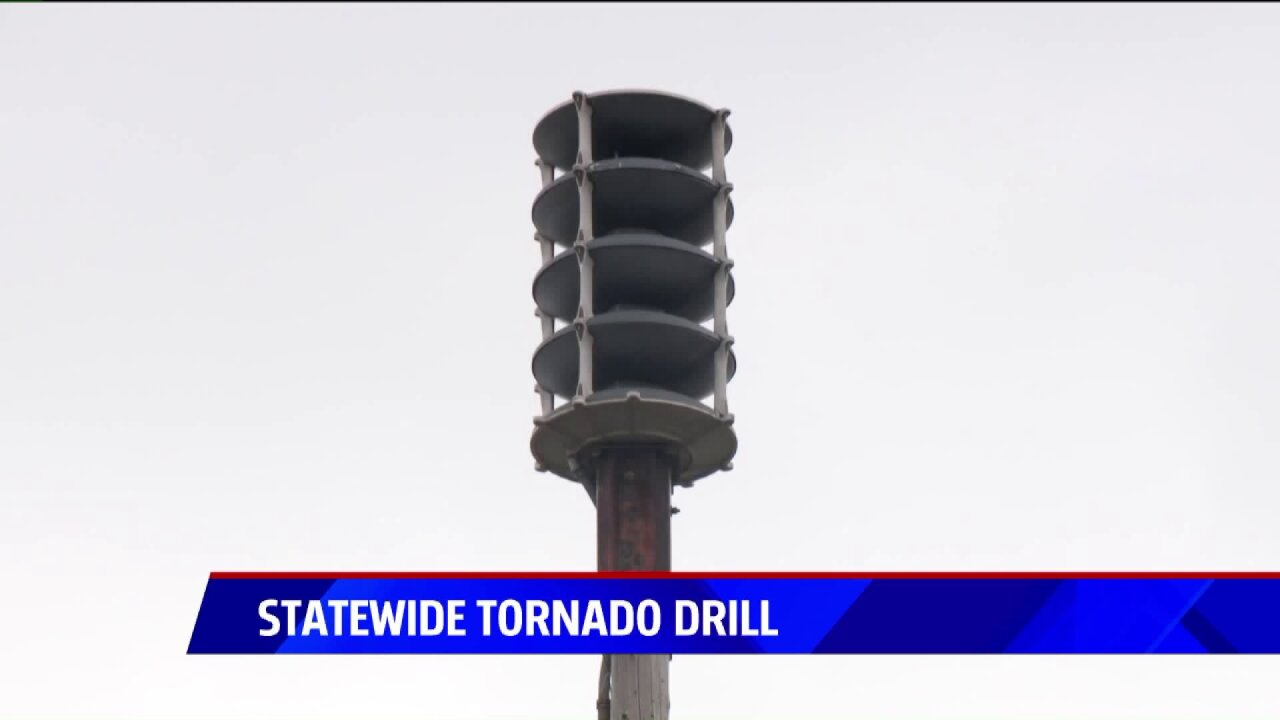 Tornado sirens still relevant