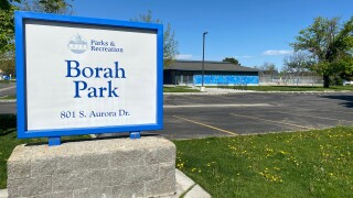 Borah Park Boise Parks and Recreation