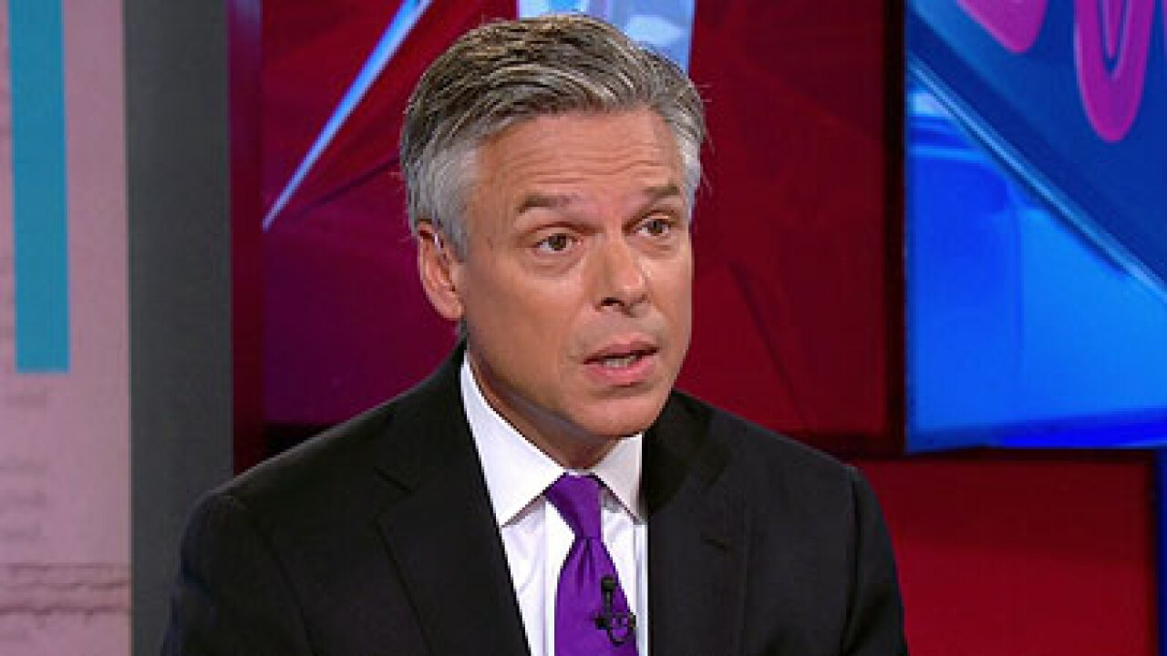 Jon Huntsman Jr., Utah mayors sign on as 'friend of the court' in same-sex marriage case
