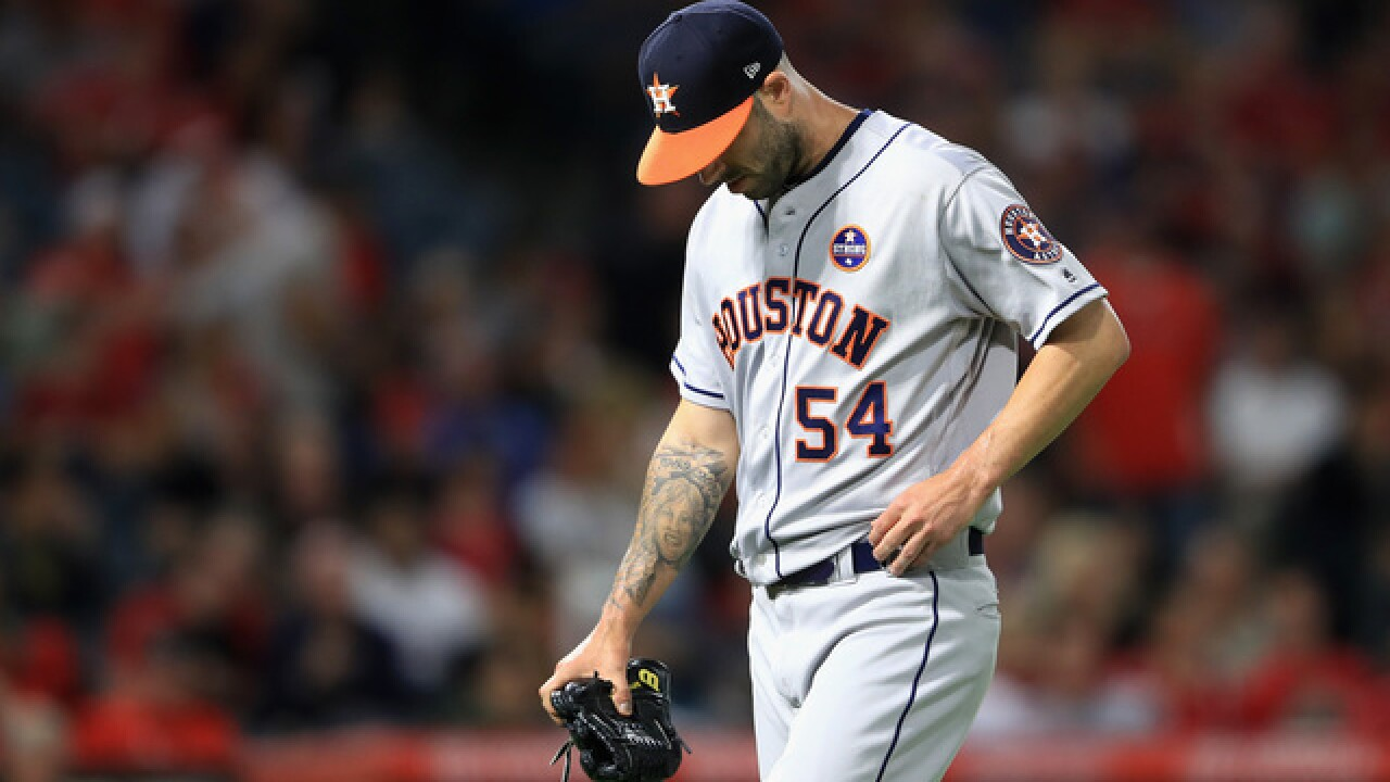 Tigers agree to deal with RHP Mike Fiers