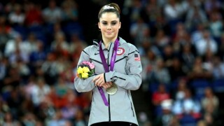 Gold medal-winning Olympic gymnast McKayla Maroney says she was forced to keep sex abuse secret