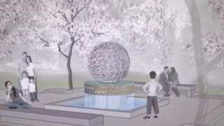 New fountain set to be installed soon in Helena park