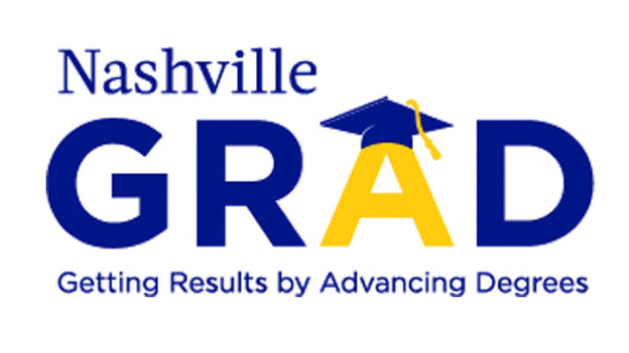 Nashville GRAD program to give financial help to students