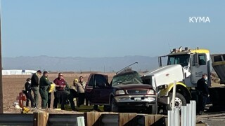 Holtville crash California