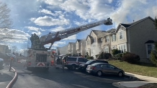 Townhouse catches fire in Bel Air.png