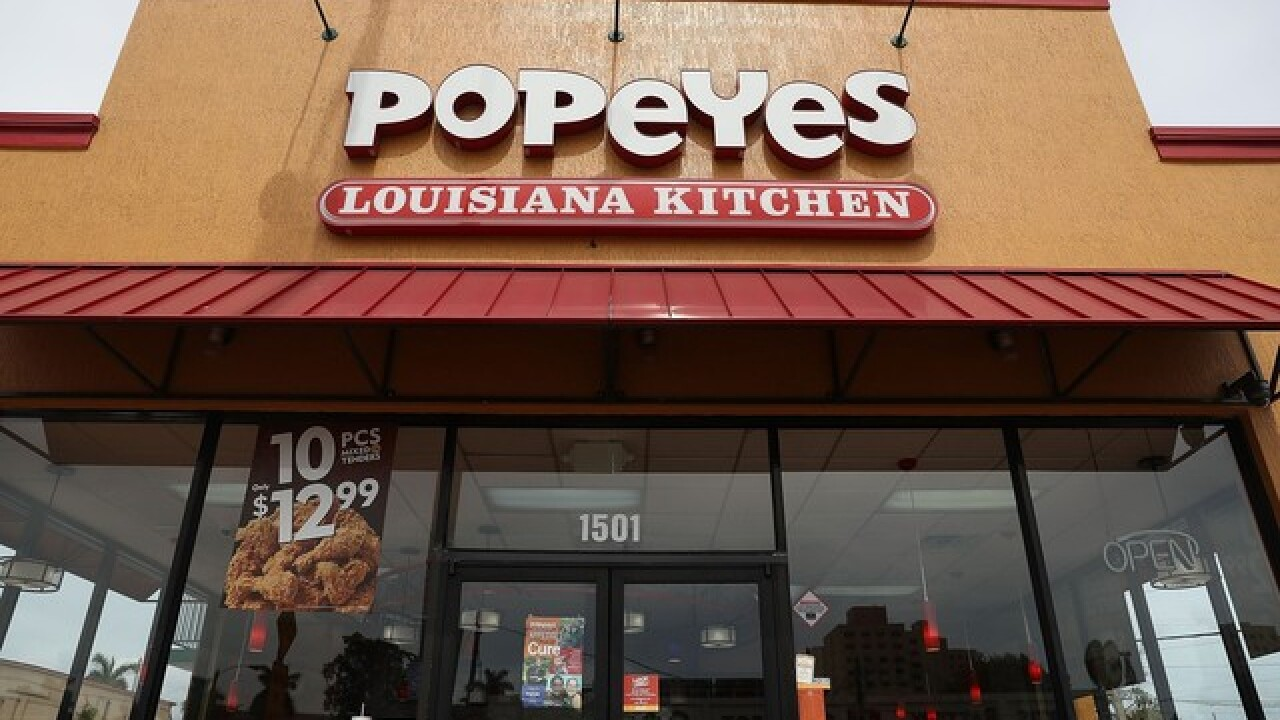 This California Restaurant Admitted To Serving Popeyes