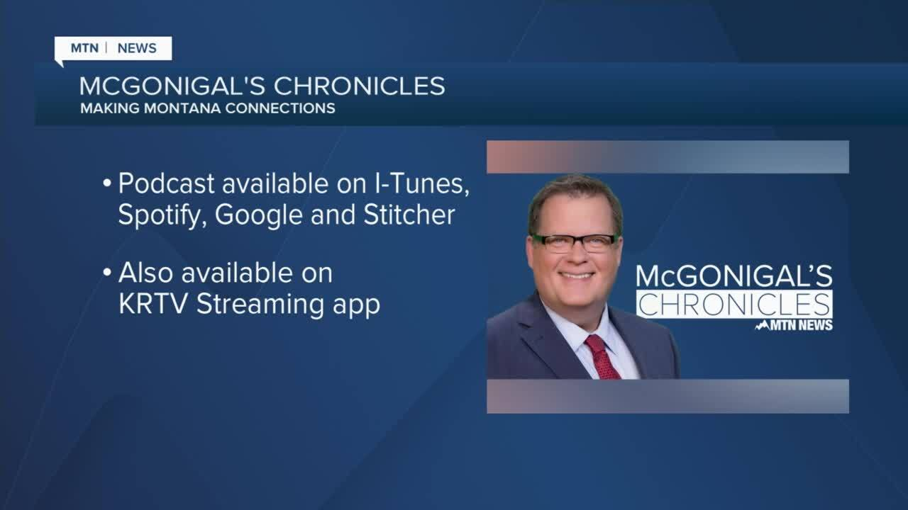 McGonigal's Chronicles podcast