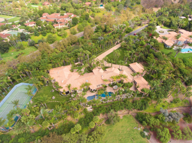 Rancho Santa Fe compound selling for $7,900,000