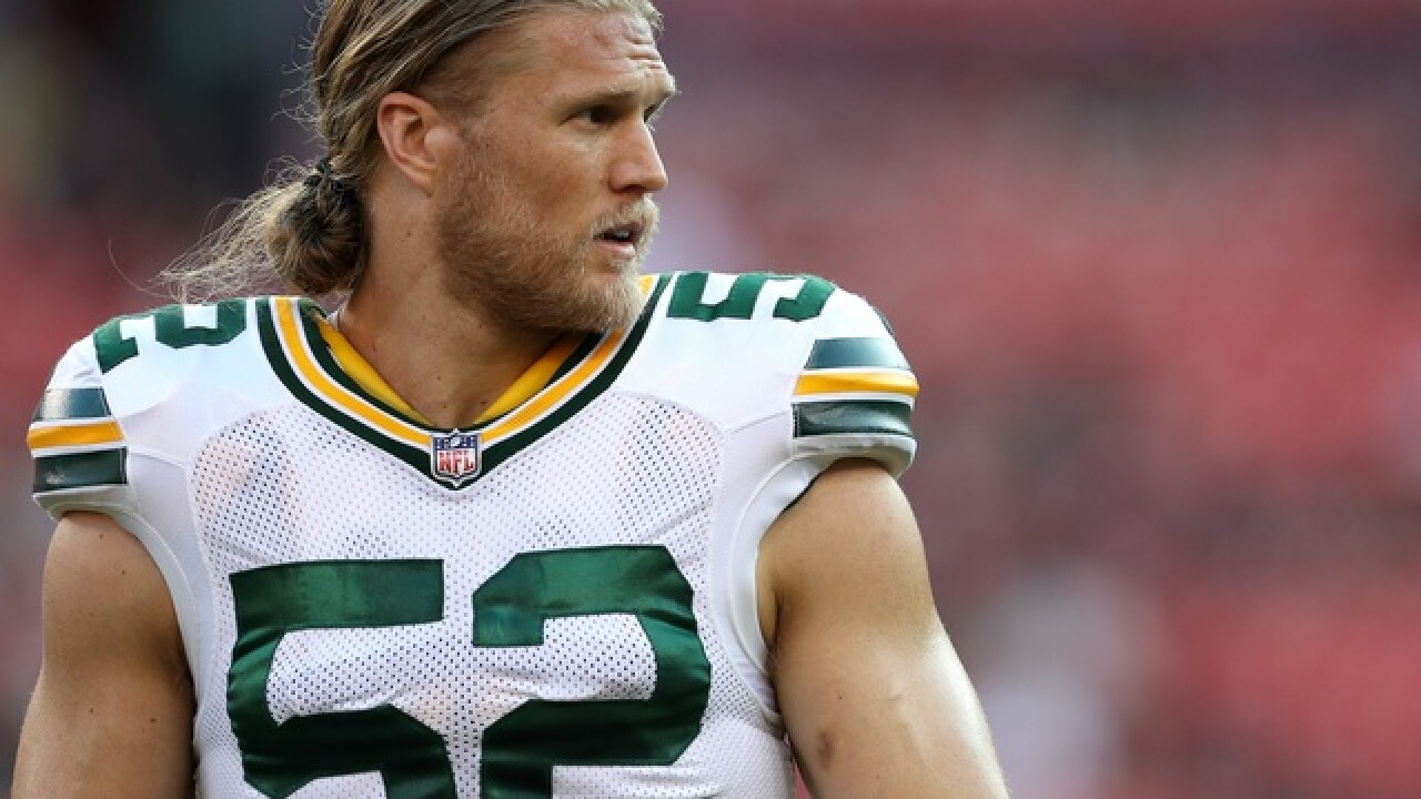 Green Bay Packers' fans donate to GoFundMe page after Clay Matthews gets another penalty