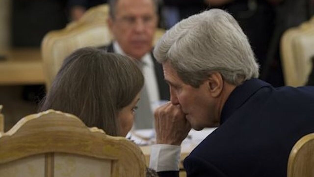 Kerry calls for common ground with Russia