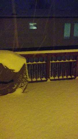Southeast Wisconsin receives up to 10 inches of snow [PHOTOS]