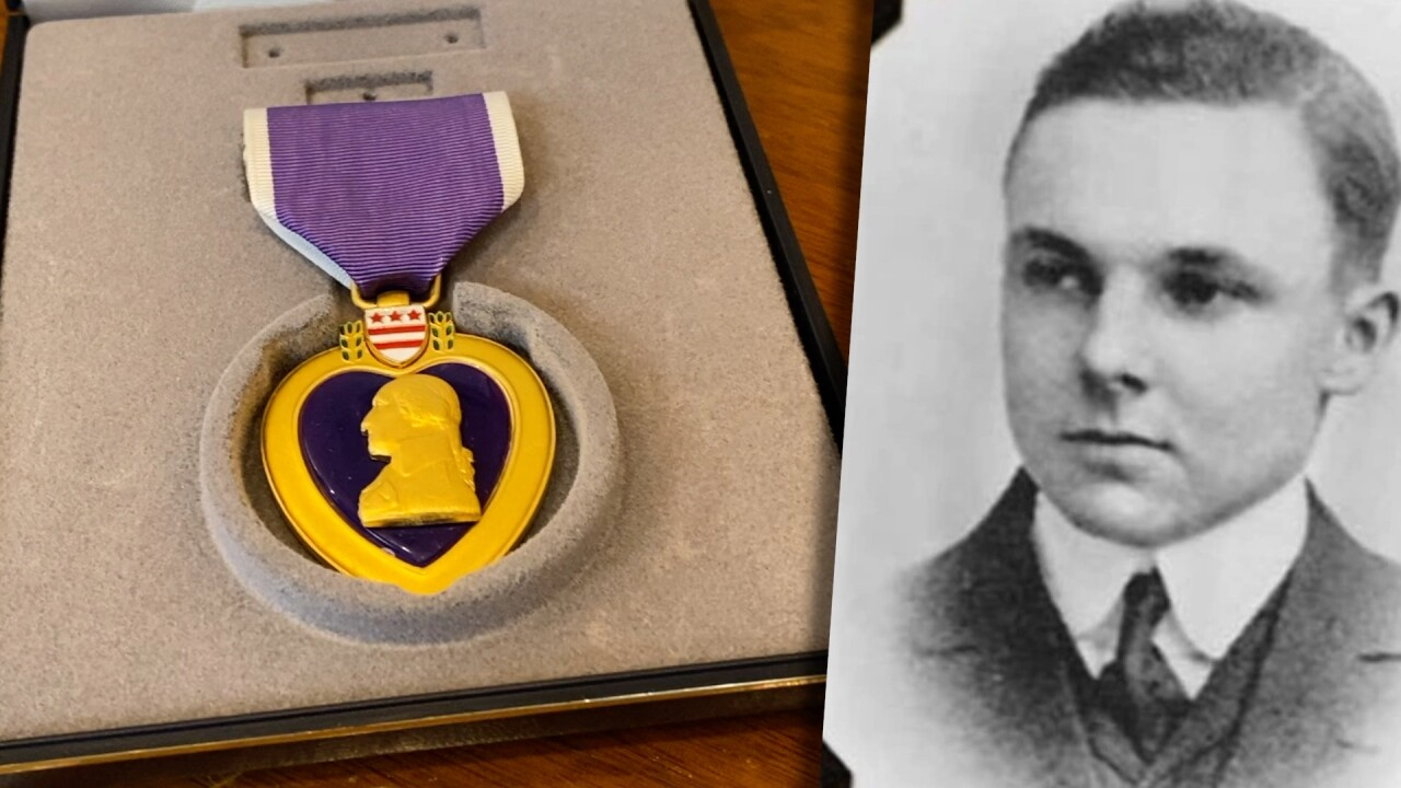 Purple Heart Charles A Conklin Grand Haven Legion Post