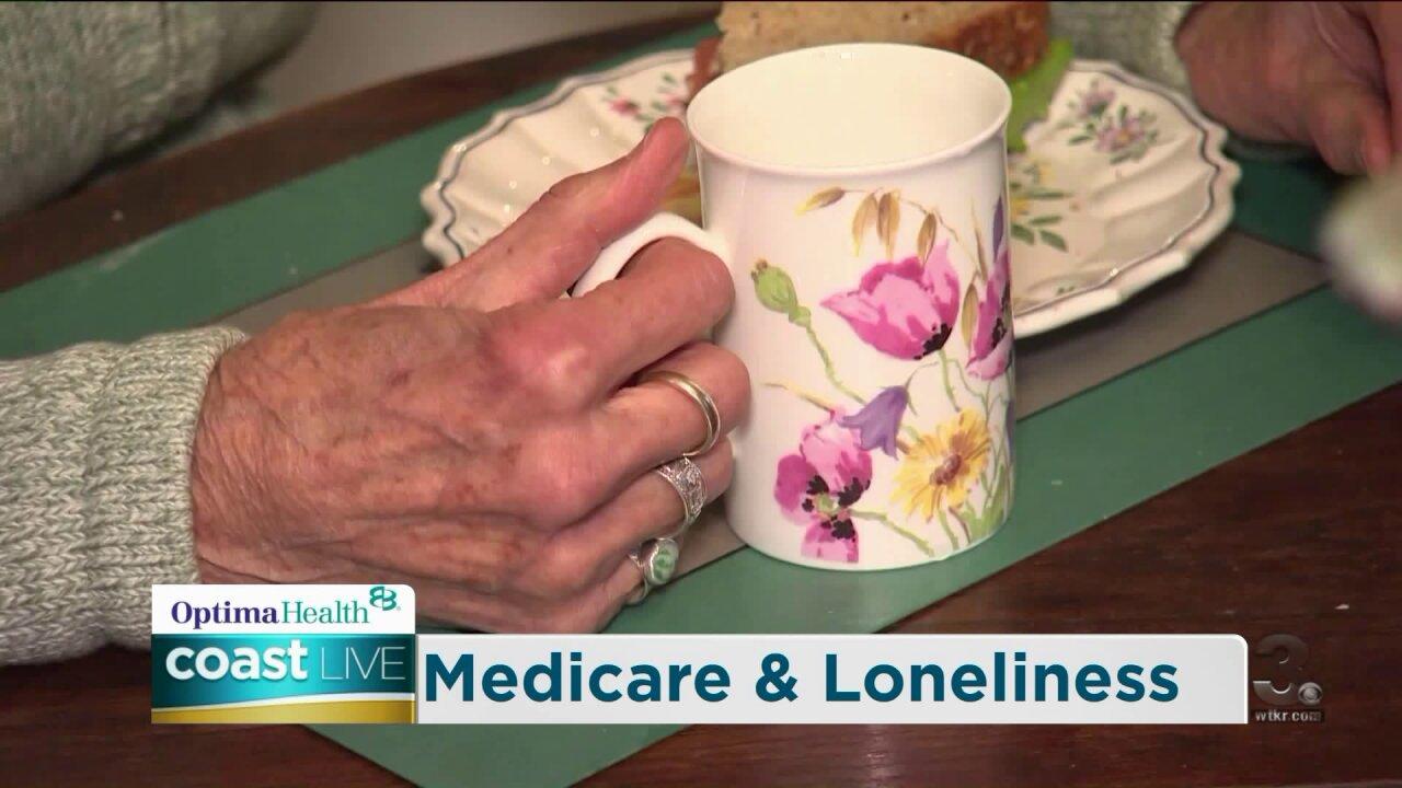 Helping seniors stay socially and physically active on Coast Live