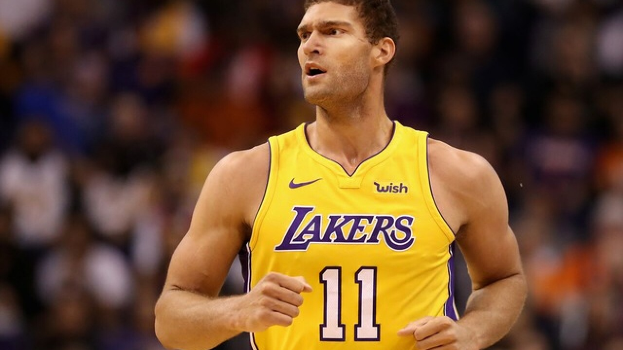Report: Newly acquired Brook Lopez 'confident' Bucks can win the East