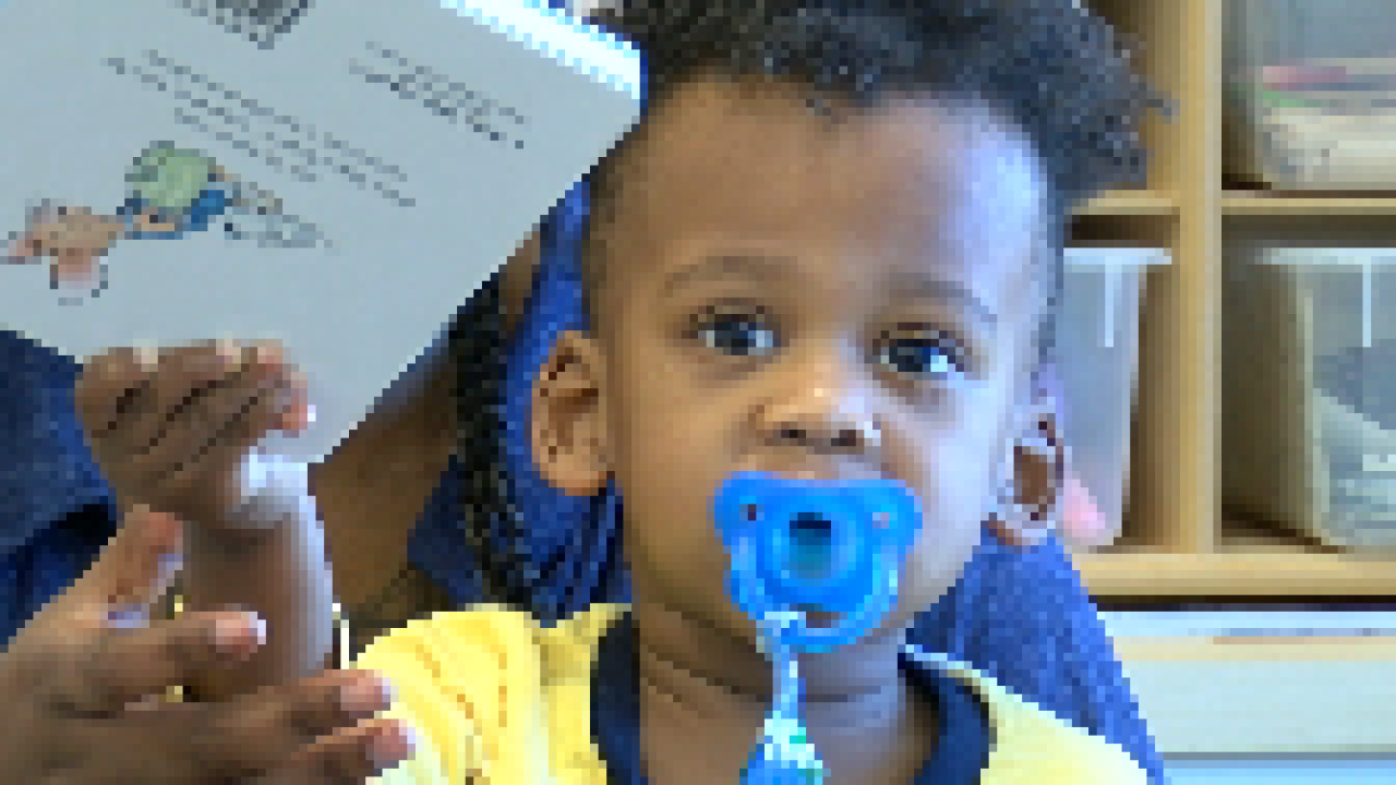 United Way of Waco help parents get their kids ready for kindergarten
