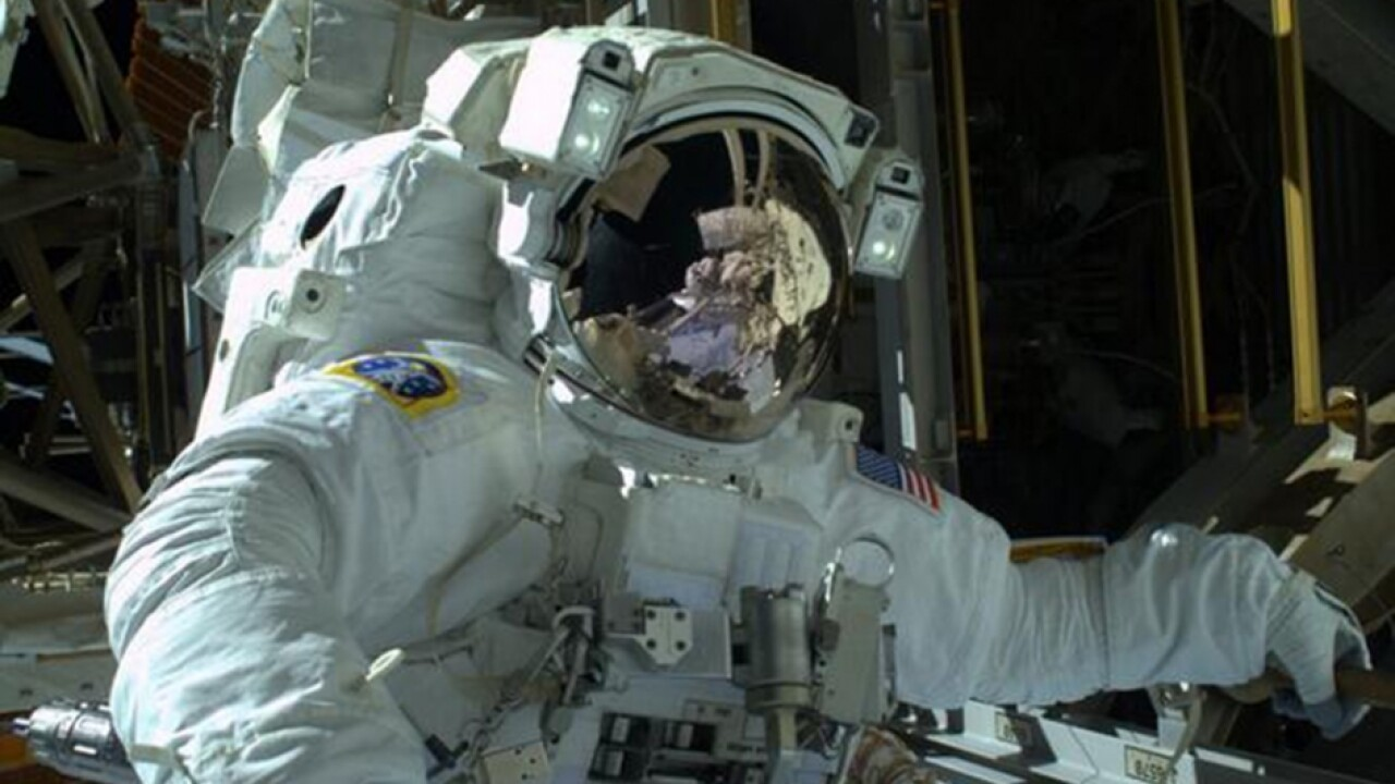 Watch: NASA astronauts perform spacewalk outside ISS