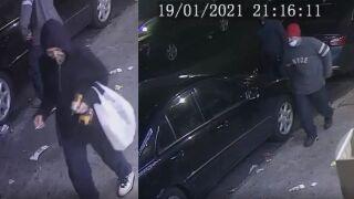 NYPD car stolen