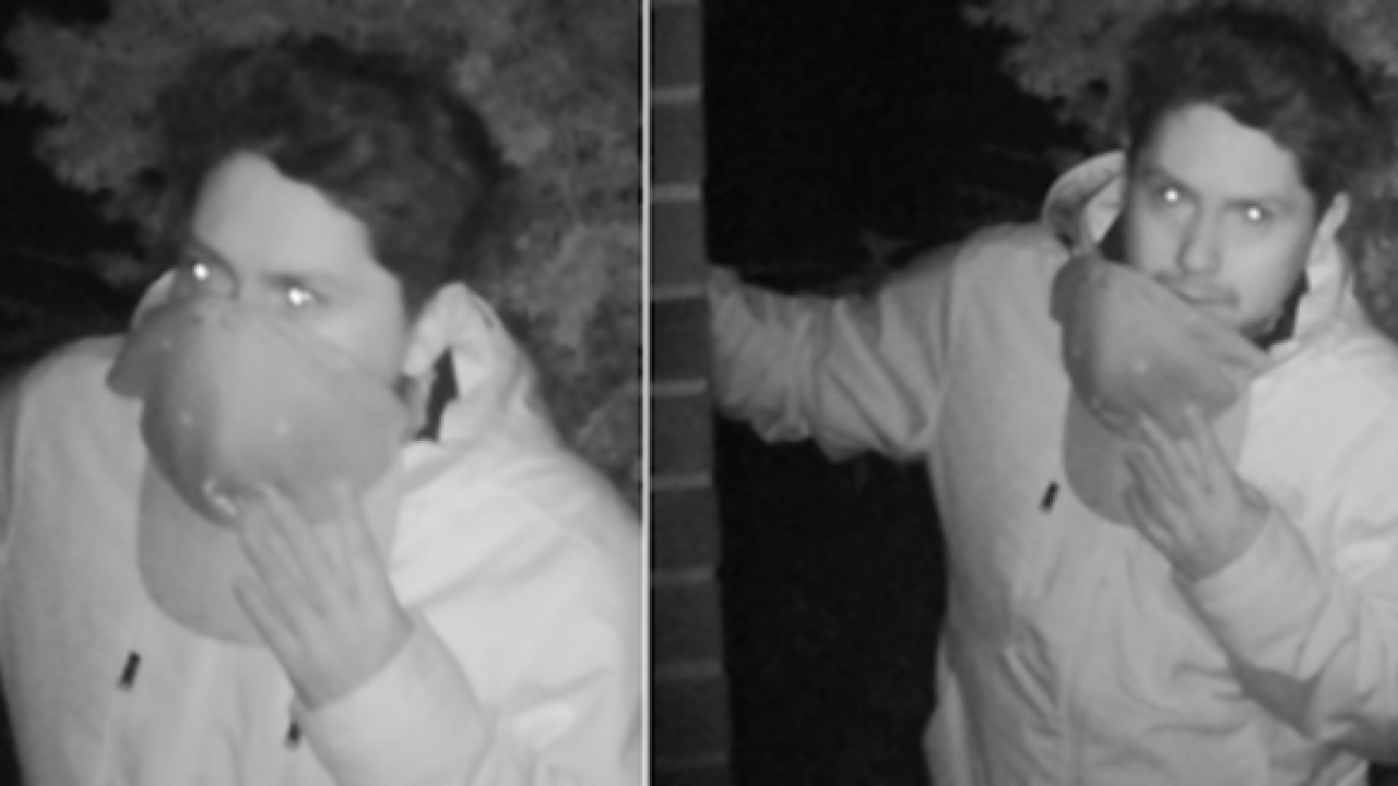 Police search for Peeping Tom in College Park
