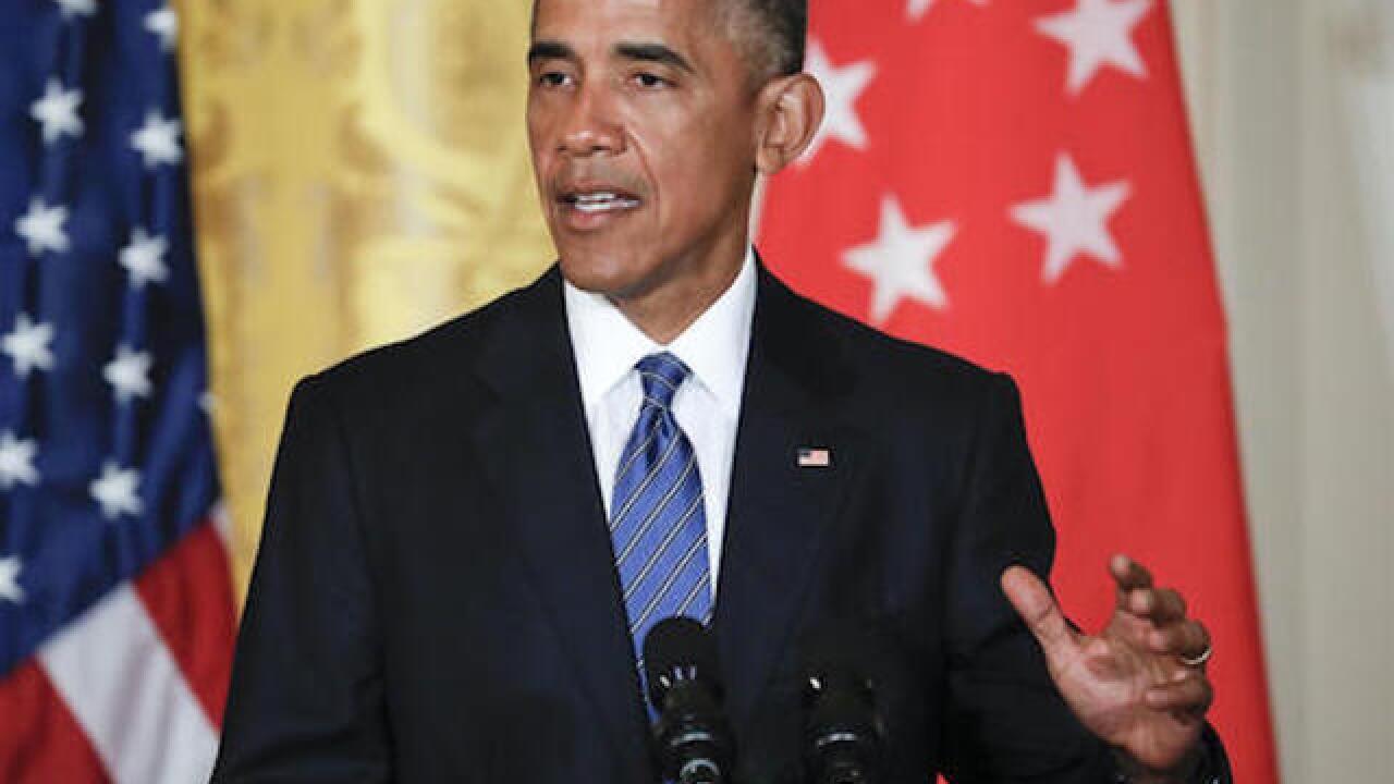 Obama defends payment to Iran, says it's not ransom