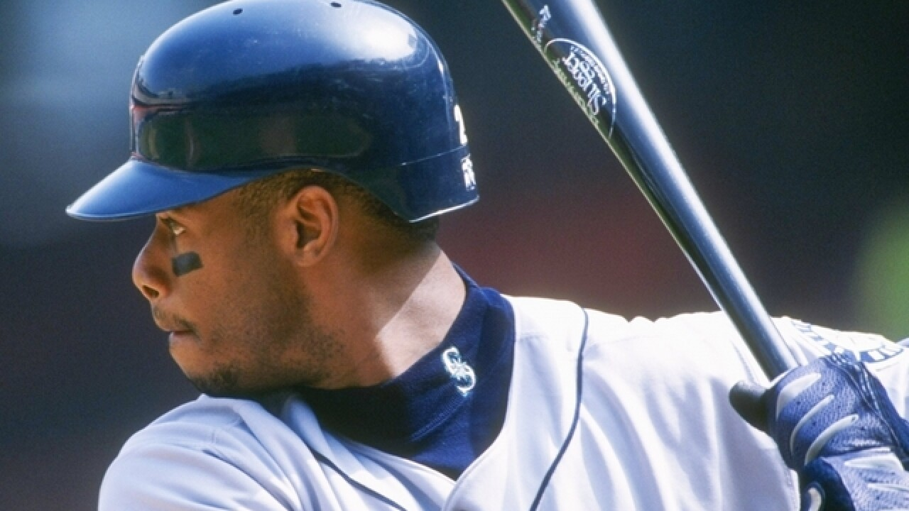 a37b3fd454 Ken Griffey Jr.'s coaches, teammates saw greatness in days at ...