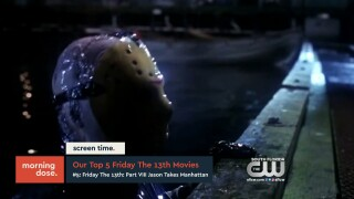 Our Top 5 Friday The 13th Movies
