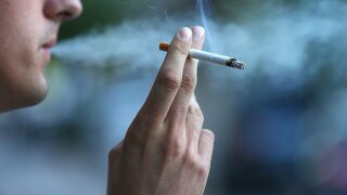 Cigarette smoking now at record lows