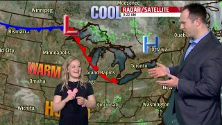 Congrats to our May Weather Kid, Madi