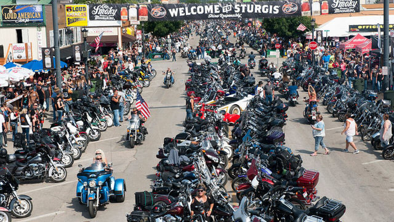 Aurora man 1 of 2 victims of fatal crashes at Sturgis Rally