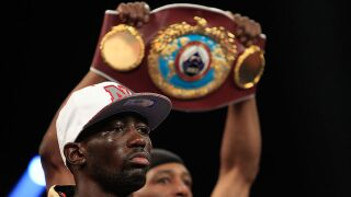 Listen: Terence Crawford on Fight Against Jeff Horn