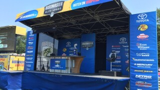 Ripken Stadium to host weigh-ins for Bassmaster Elite Series event